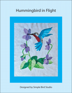 Hummingbird in Flight - Kerry Burke @ Three Willows United Church