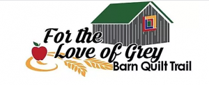 For the Love of Grey Barn Quilt Trail @ Driving tour Grey County